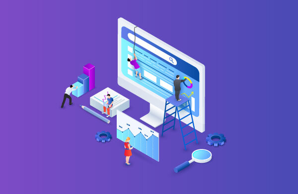 How does a website's design impact its SEO performance